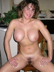 Lusty milfs showing off their amazing..