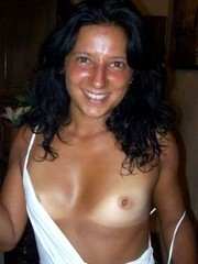 This wife loves to post her nude photos..