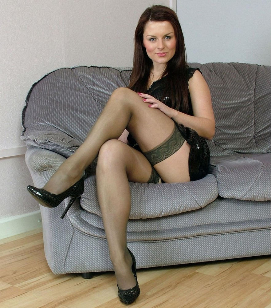 Wives in stockings photos