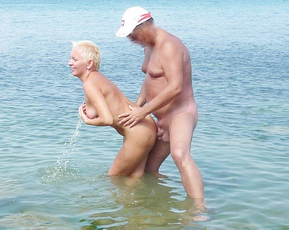 Beach Mature Sex